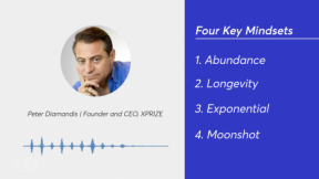 Peter Diamandis - Bold Thinking for Exponential Organizations
