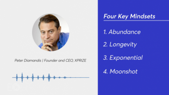 Peter Diamandis - Bold Thinking for Exponential Or...