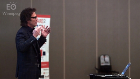 Creating your Winning Sales Playbook - Anthony DiMarco - EO Winnipeg Speaker Series